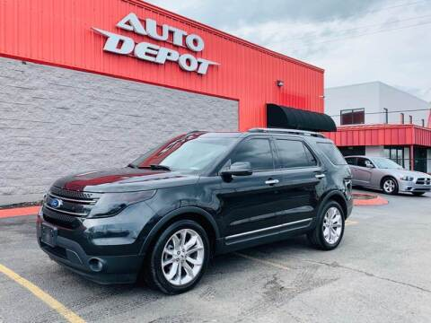 2012 Ford Explorer for sale at Auto Depot of Madison in Madison TN