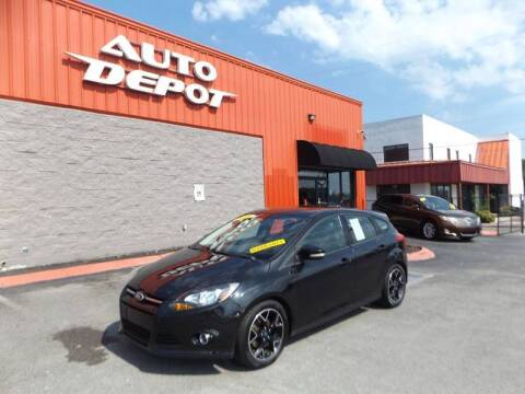 2013 Ford Focus for sale at Auto Depot of Madison in Madison TN