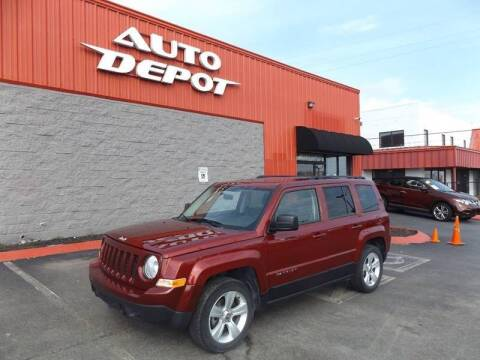2013 Jeep Patriot for sale at Auto Depot of Madison in Madison TN