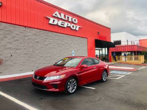 2013 Honda Accord for sale at Auto Depot of Madison in Madison TN