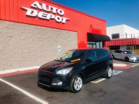2015 Ford Escape for sale at Auto Depot of Madison in Madison TN