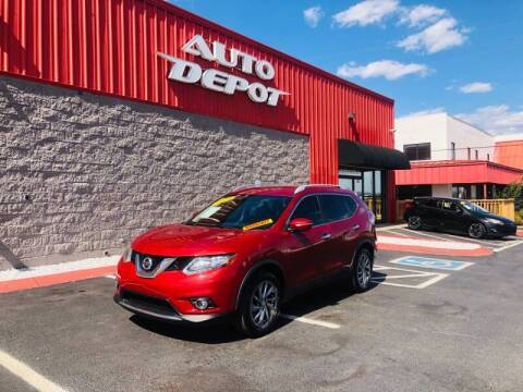2015 Nissan Rogue for sale at Auto Depot of Madison in Madison TN