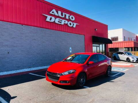 2016 Dodge Dart for sale at Auto Depot of Madison in Madison TN
