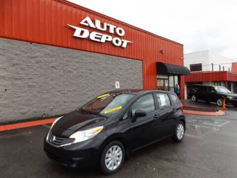 2014 Nissan Versa Note for sale at Auto Depot of Madison in Madison TN