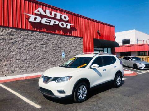 2016 Nissan Rogue for sale at Auto Depot of Madison in Madison TN