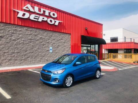 2017 Chevrolet Spark for sale at Auto Depot of Madison in Madison TN