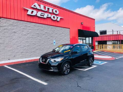 2018 Nissan Kicks for sale at Auto Depot of Madison in Madison TN