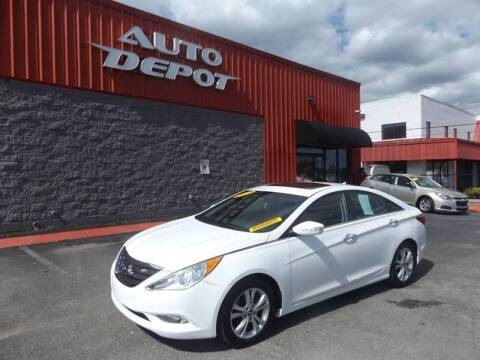 2013 Hyundai Sonata for sale at Auto Depot of Madison in Madison TN