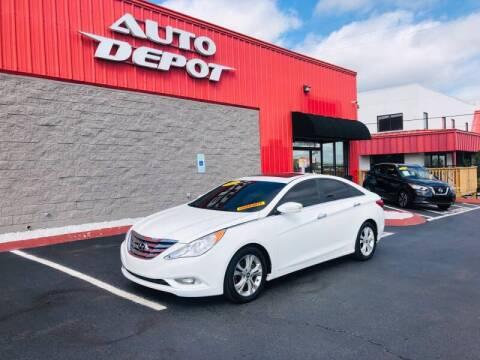 2013 Hyundai Sonata for sale at Auto Depot of Madison in Madison TN