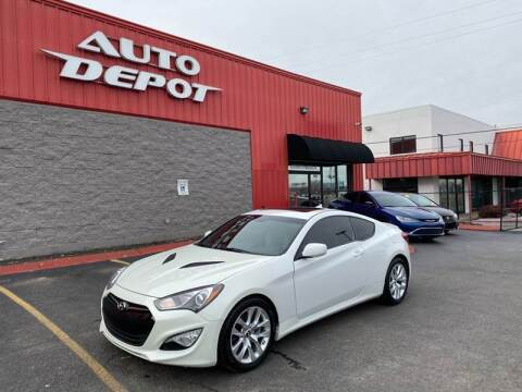 2013 Hyundai Genesis Coupe for sale at Auto Depot of Madison in Madison TN