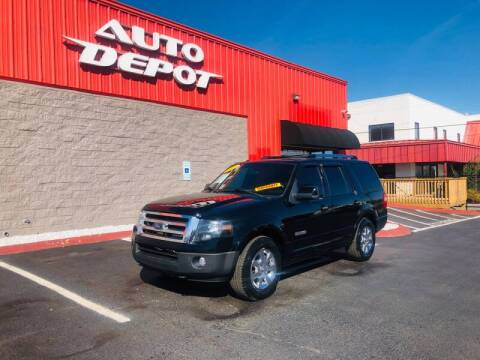2008 Ford Expedition for sale at Auto Depot of Madison in Madison TN