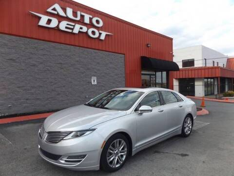 2013 Lincoln MKZ for sale at Auto Depot of Madison in Madison TN