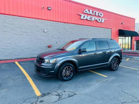 2018 Dodge Journey for sale at Auto Depot of Madison in Madison TN