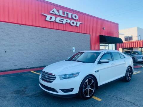 2015 Ford Taurus for sale at Auto Depot of Madison in Madison TN