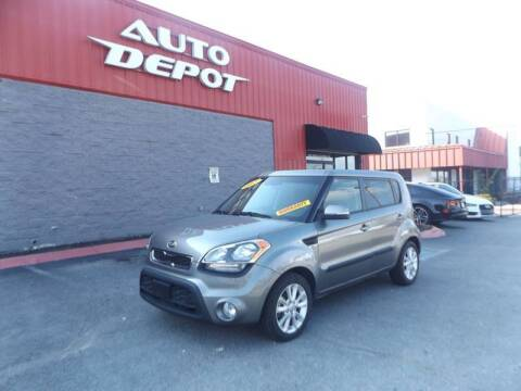 2013 Kia Soul for sale at Auto Depot of Madison in Madison TN