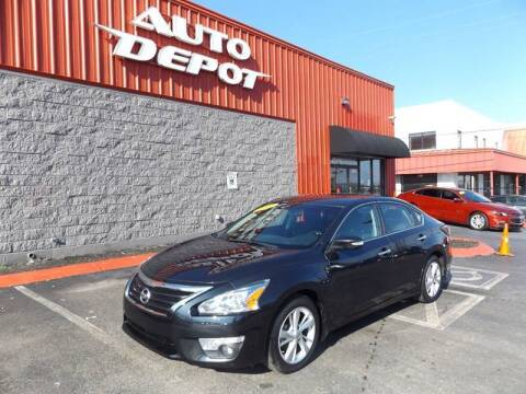 2014 Nissan Altima for sale at Auto Depot of Madison in Madison TN