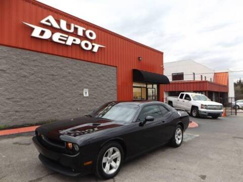 2012 Dodge Challenger for sale at Auto Depot of Madison in Madison TN