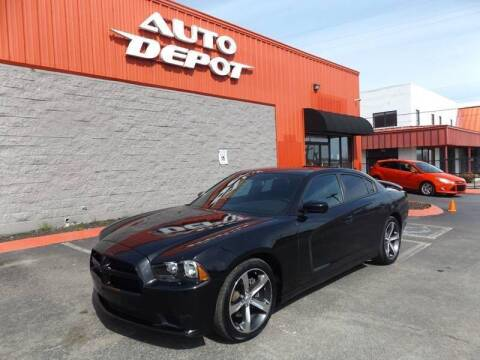 2014 Dodge Charger for sale at Auto Depot of Madison in Madison TN