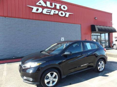 2016 Honda HR-V for sale at Auto Depot of Madison in Madison TN