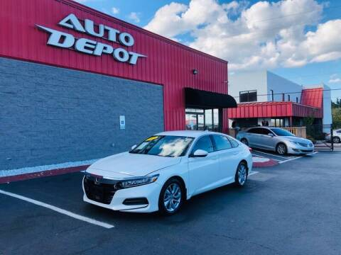 2019 Honda Accord for sale at Auto Depot of Madison in Madison TN