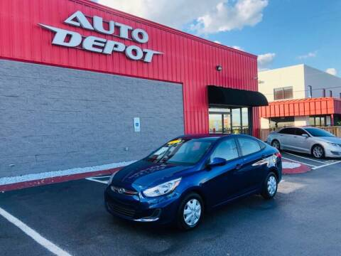 2017 Hyundai Accent for sale at Auto Depot of Madison in Madison TN