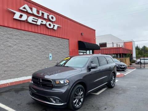 2017 Dodge Durango for sale at Auto Depot of Madison in Madison TN
