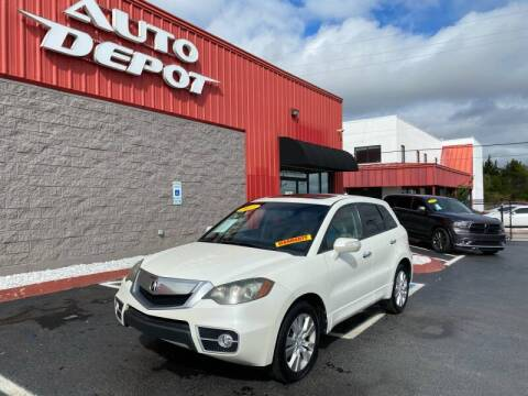 2011 Acura RDX for sale at Auto Depot of Madison in Madison TN