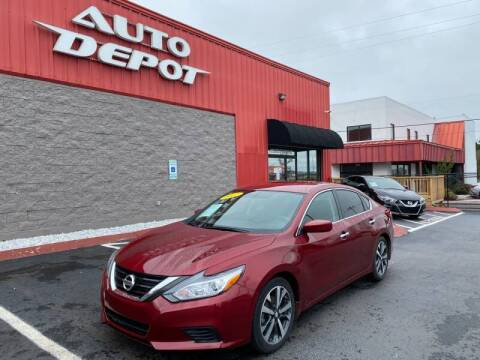 2017 Nissan Altima for sale at Auto Depot of Madison in Madison TN