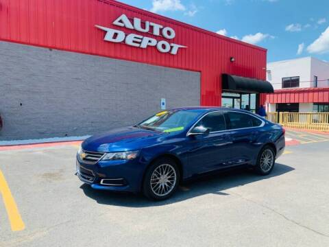 2014 Chevrolet Impala for sale at Auto Depot of Madison in Madison TN