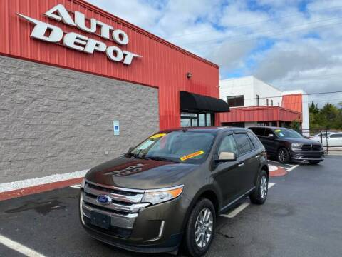 2011 Ford Edge for sale at Auto Depot of Madison in Madison TN