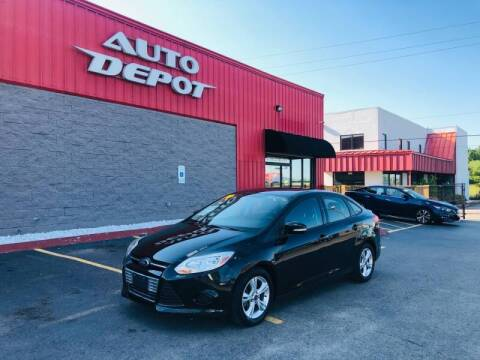 2014 Ford Focus for sale at Auto Depot of Madison in Madison TN