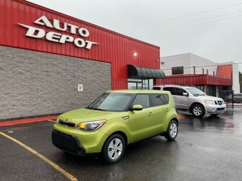 2015 Kia Soul for sale at Auto Depot of Madison in Madison TN