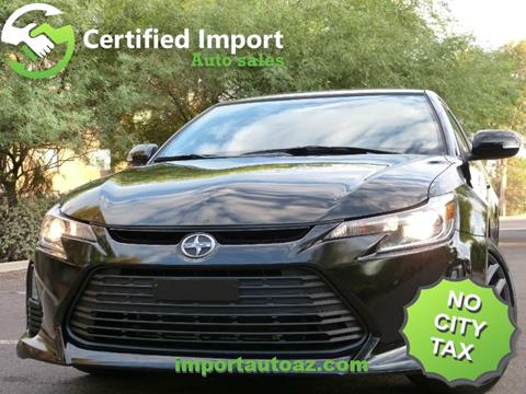 2015 Scion tC for sale in Tempe, AZ