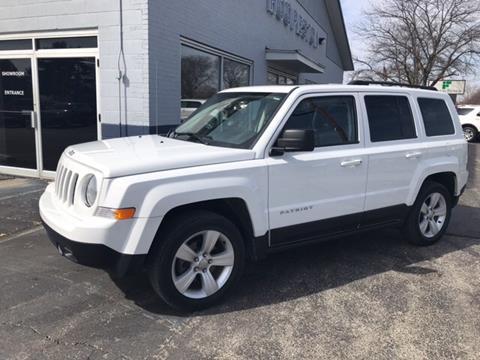 2014 Jeep Patriot for sale in Hoopeston, IL