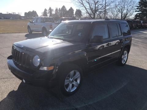 2017 Jeep Patriot for sale in Hoopeston, IL