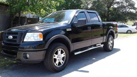 2007 Ford F-150 for sale in Belton, SC
