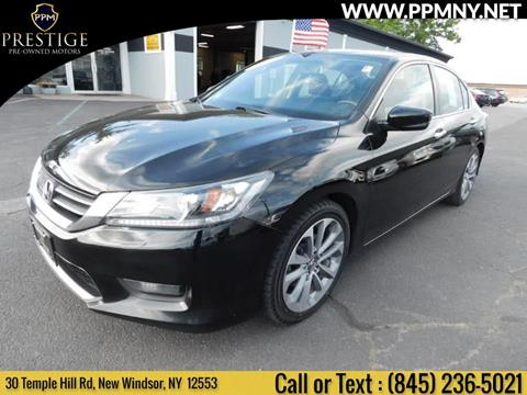2014 Honda Accord for sale in New Windsor, NY