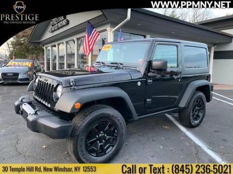 2014 Jeep Wrangler for sale in New Windsor, NY