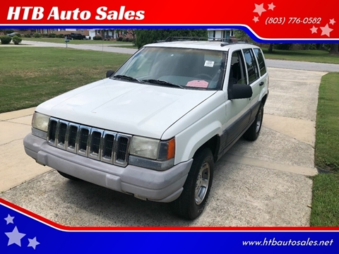 Cars For Sale In Columbia Sc >> 1996 Jeep Grand Cherokee For Sale In Columbia Sc