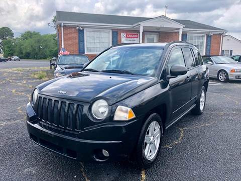 2008 Jeep Compass for sale in Portsmouth, VA