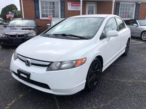 2008 Honda Civic for sale in Portsmouth, VA