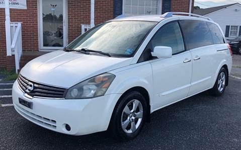 2007 Nissan Quest for sale in Portsmouth, VA