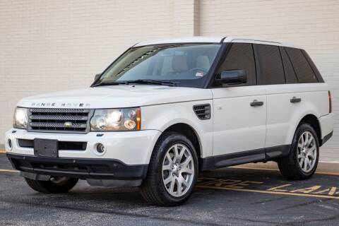 2009 Land Rover Range Rover Sport for sale at Carland Auto Sales INC. in Portsmouth VA