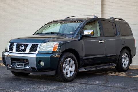 2004 Nissan Armada for sale at Carland Auto Sales INC. in Portsmouth VA