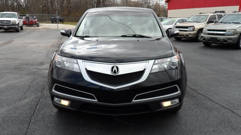 2012 Acura MDX for sale in Lincoln, AR