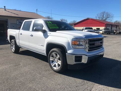 2014 GMC Sierra 1500 for sale at Bailey Family Auto Sales in Lincoln AR