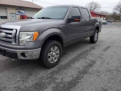 2009 Ford F-150 for sale at Bailey Family Auto Sales in Lincoln AR