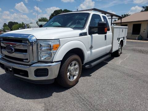 2014 Ford F-350 Super Duty for sale at Bailey Family Auto Sales in Lincoln AR