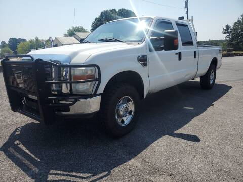 2008 Ford F-250 Super Duty for sale at Bailey Family Auto Sales in Lincoln AR