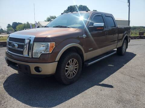 2011 Ford F-150 for sale at Bailey Family Auto Sales in Lincoln AR